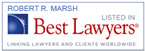 Best Lawyers - Robert R. Marsh